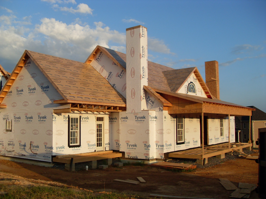 Construction home loans for Home builders arkansas